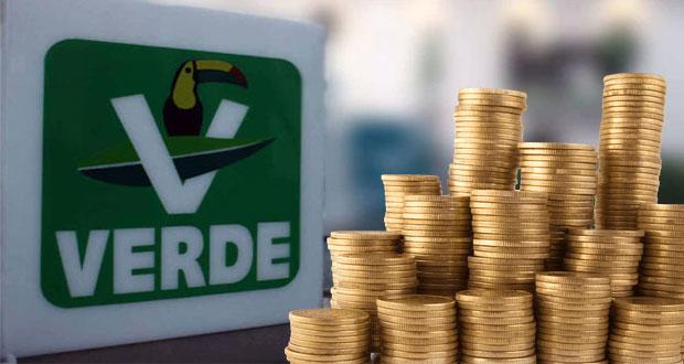 PVEM gasta 11 mdp en campaña al Congreso poblano y no consigue curules