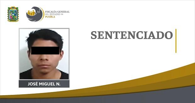 Sentencian a 23 años de cárcel a sujeto por homicidio en Carranza