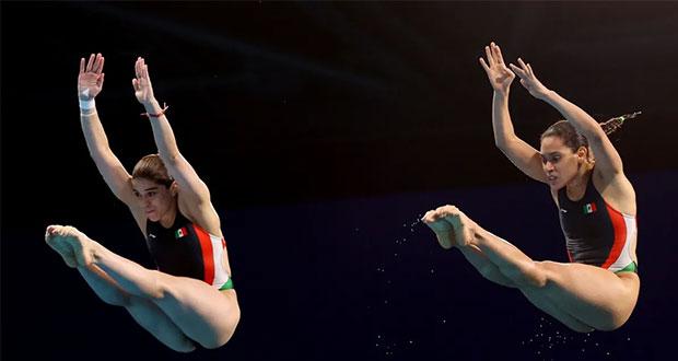 ¡Una más! Orozco y Agúndez ganan bronce en clavados sincronizados