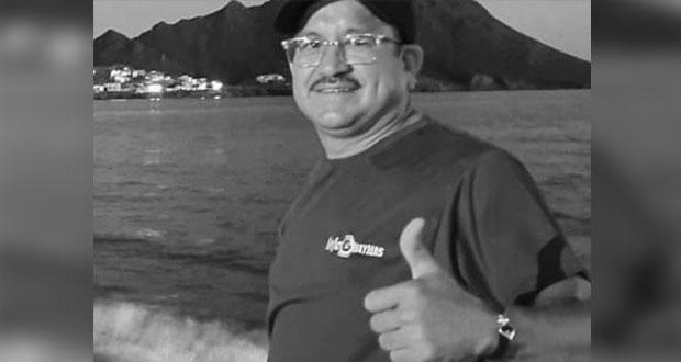 Ahora, asesinan a periodista Ricardo López en Sonora; van 6 en 2021