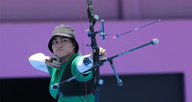 Alejandra Valencia, la última sobreviviente mexicana del tiro con arco