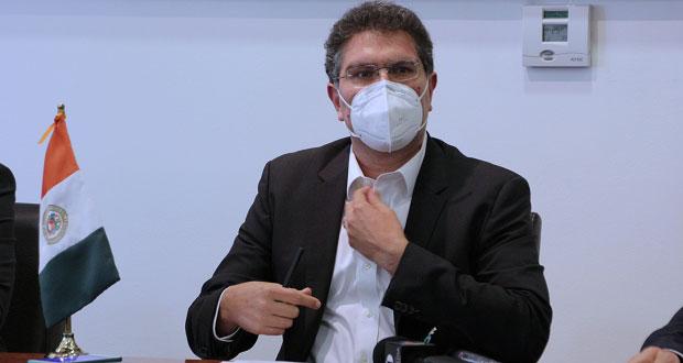 Ante fallo a favor de Derbez, sigue litigio por rectoría de Udlap: Ríos Piter
