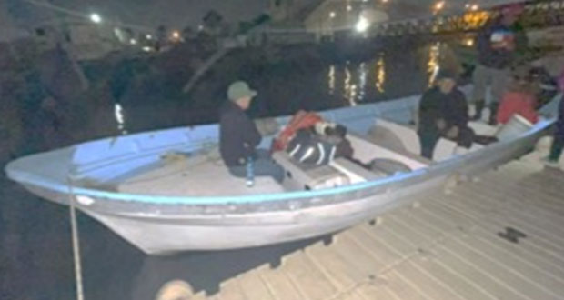 Aseguran toneladas de productos pesqueros en Tijuana