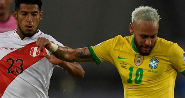 Brasil vence a Perú y avanza a la final de la Copa América