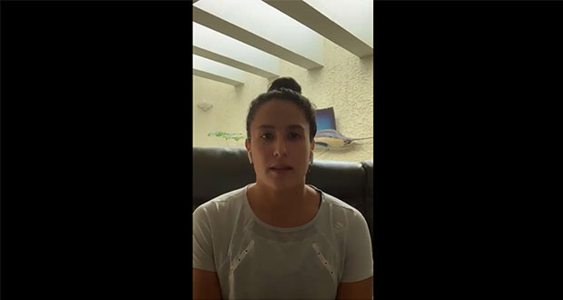 Ciclista mexicana se niega a ir a JJOO por problemas con el COM