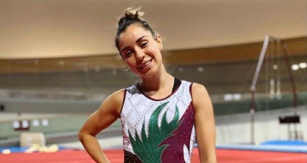 Dafne Navarro hace historia en la final de gimnasia de trampolín