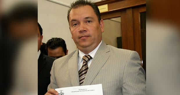 De nuevo, alza la mano Paredes Solorio por la rectoría de la BUAP