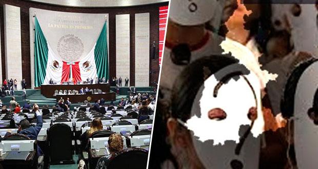 Diputados federales piden a Congreso de Puebla aprobar Ley de Desaparecidos