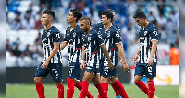 Dramático debut con empate entre Puebla y Rayados