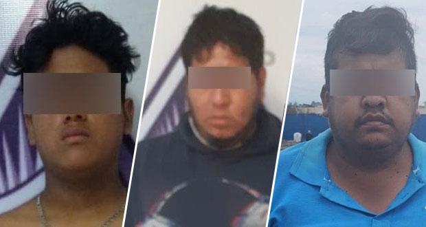 En Cuautlancingo, caen presuntos distribuidores de combustible robado