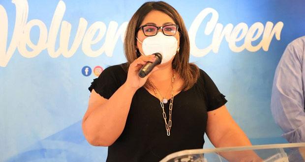 Es momento de preservar y fortalecer la unidad del PAN: Genoveva Huerta