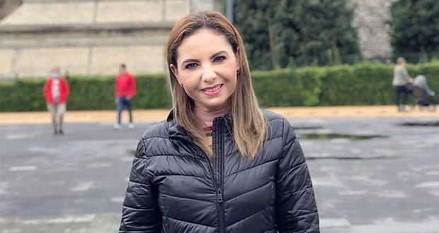 Gabinete se conformará con personas íntegras: Paola Angon