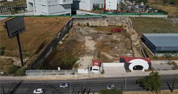 Gobierno no cederá terreno en Atlixcáyotl; pide a CCE devolverlo