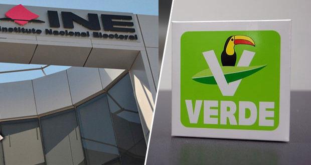 INE multa a PVEM con 40 mdp por promocionarse con influencers en veda