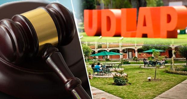 Juez se declara incompetente para decidir si regresa Udlap a expatronato