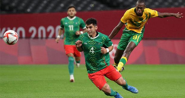 México golea a Sudáfrica y se mete a los cuartos de final