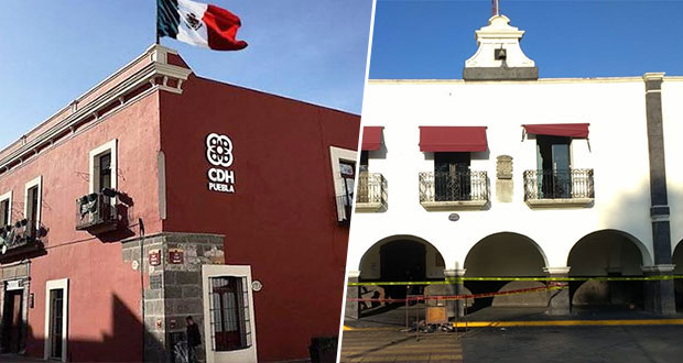 Por muerte de detenido, Comuna de Huejotzingo deberá reparar el daño: CDH