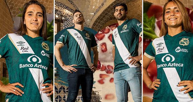Puebla presenta uniforme con homenaje a los Chiles en Nogada
