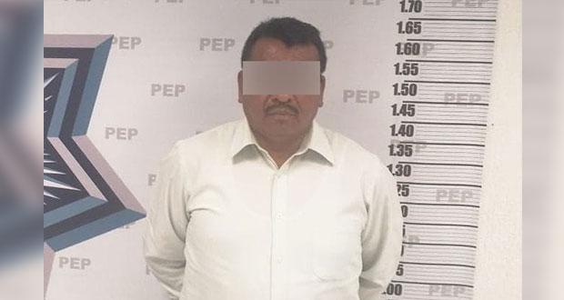 SSP detiene a presunto responsable de agredir a conductor de pipa