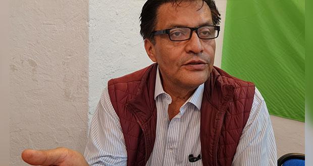 Secretaría Técnica, instrumento de Alfonso Esparza en BUAP para reprimir