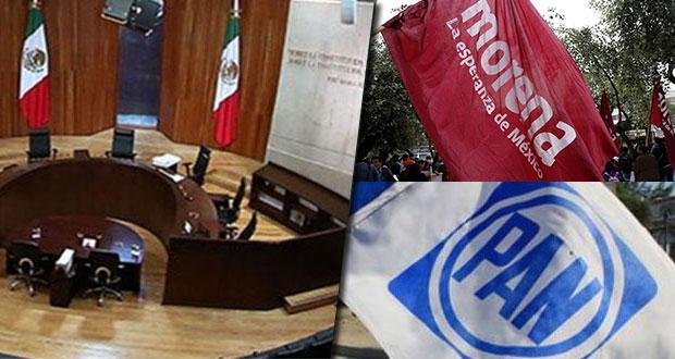 Tepjf ratifica triunfos de Morena y PAN en 11 distritos federales