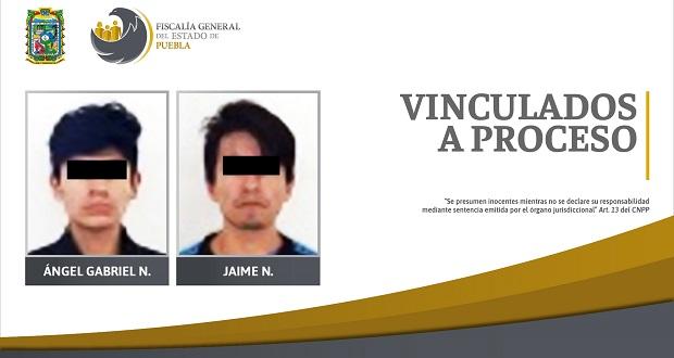 Vinculan a proceso a dos por robo a casa en Teziutlán