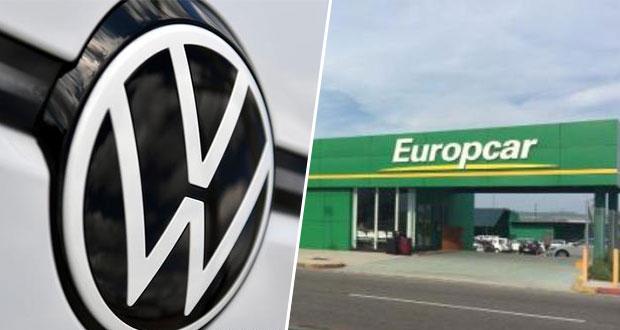 Volkswagen quiere comprar firma francesa Europcar de renta de autos