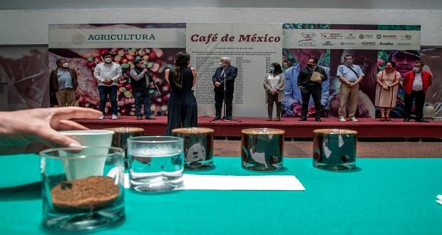 Café poblano y de otros estados, reconocido mundialmente: Sader