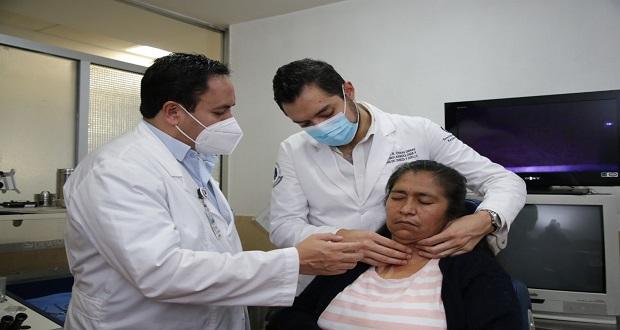 Endocrinólogos del IMSS, expertos en atender cambios hormonales