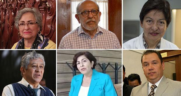 A 2 meses de salida de Esparza, ellos aspiran a rectoría de la BUAP