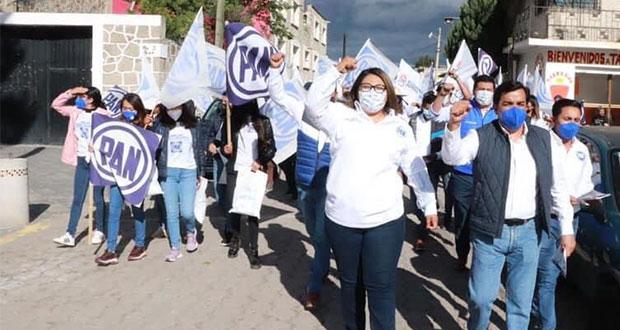 Capacitará PAN de Puebla a alcaldes, regidores y síndicos electos