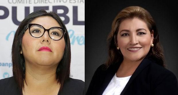 En Puebla, 2 de 13 partidos tienen dirigentes mujeres; una busca reelegirse