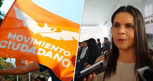En Texmelucan, funcionarios operaron para reelegir a Layón: MC