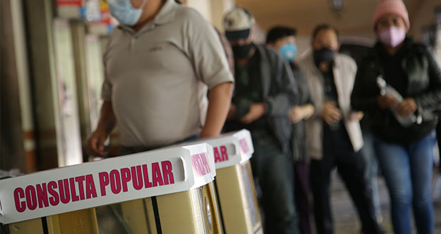 Faltó difusión y organización en consulta popular en Puebla, acusan