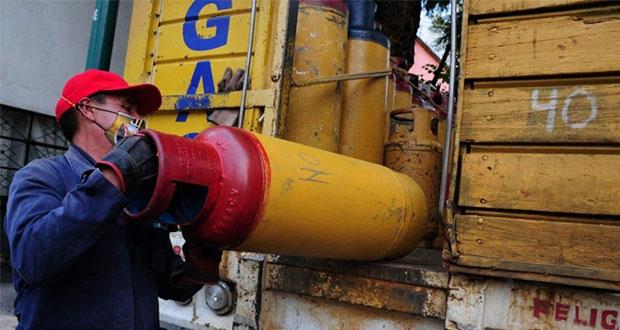 Nuevamente, convocan gaseros a paro en Puebla y 5 estados