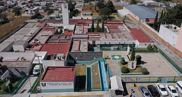IMSS abre vacantes para dirección de 2 hospitales rurales en Puebla