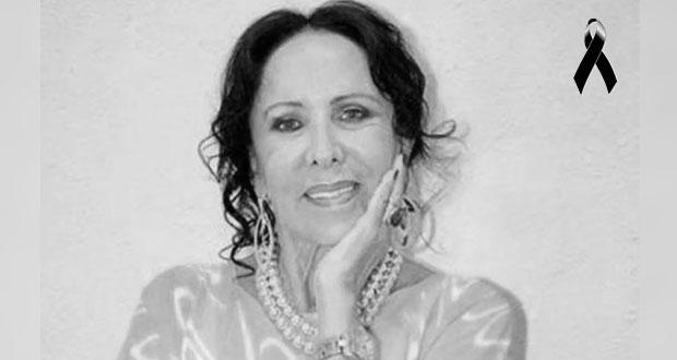 A los 82 años, muere Lilia Aragón, primera actriz y promotora cultural