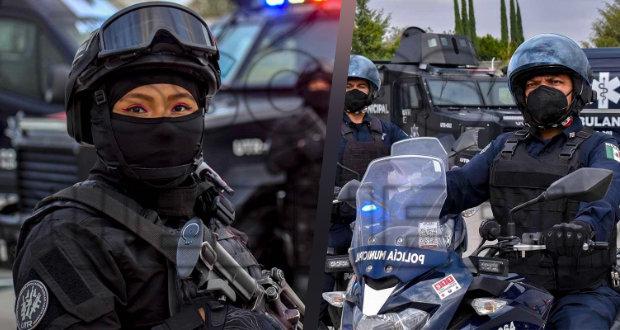 SSC de Puebla capital detiene a 197 personas en dos semanas