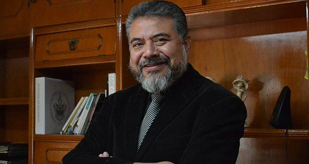 Repite Flavio Guzmán como vicerrector de Extensión de la BUAP