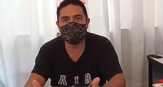 Director de secundaria en Puebla pide ayuda a gobierno por robo
