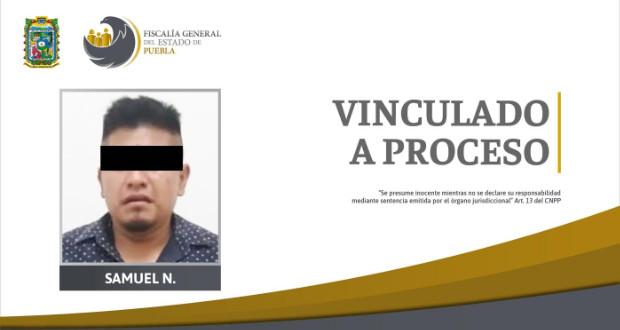 Vinculan a proceso a presunto violador de adolescente en Tlacotepec