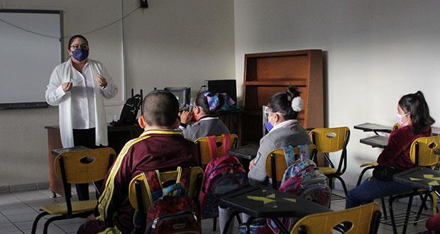 Puebla destina 456 mdp para regreso a clases y rehabilitación de aulas