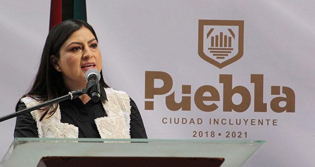 4 de octubre, último informe de Claudia Rivera, confirma; lugar sin definir