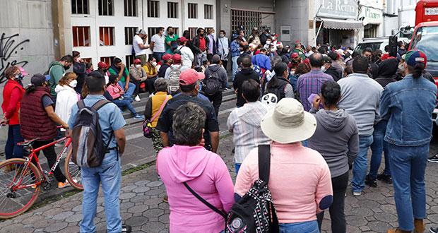 Ambulantes piden permisos para vender en noche del Grito; Comuna sede
