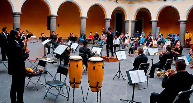 Banda Sinfónica Mixteca celebrará 15 aniversario con concierto
