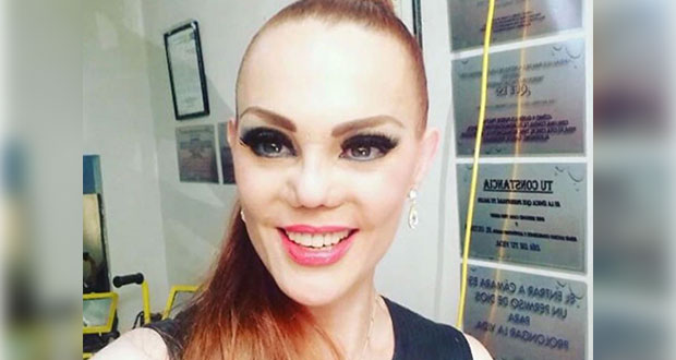 "Modelo Carmen Campuzano replica ""body shaming"" en Twitter"