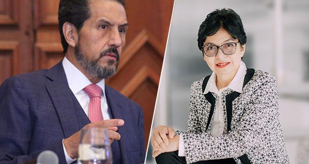 Cedillo, a diferencia de Esparza, ofrece colaboración entre BUAP y gobierno