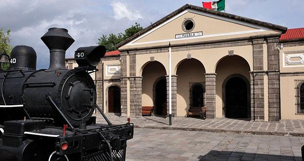 Checa estas conferencias organizadas por el Museo del Ferrocarril