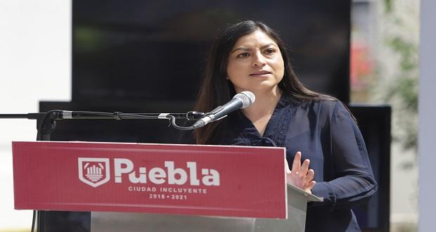Sin descartarse, Claudia Rivera por dirigencia de Morena