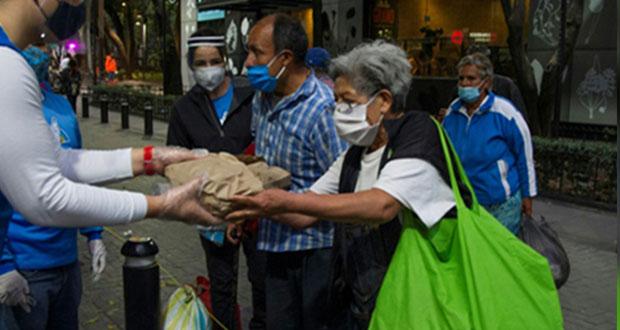 Con padrón de beneficiarios, 43% de programas para atender pandemia en Puebla